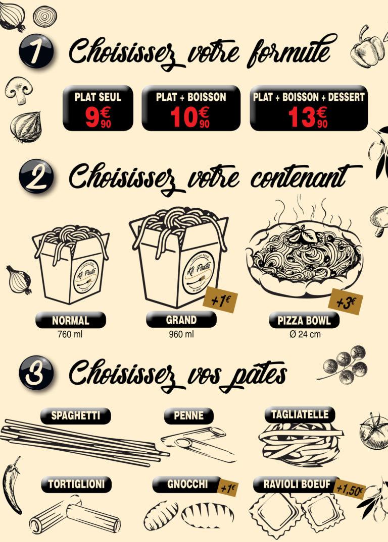 Page Menu 2 Ké Pasta