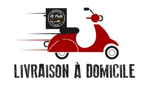 Livraison sur site Ké Pasta La Crau